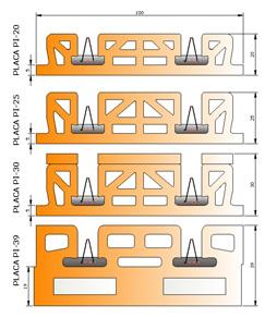 Placa de forjado climablock aislamiento t rmico - Placas de aislamiento termico ...